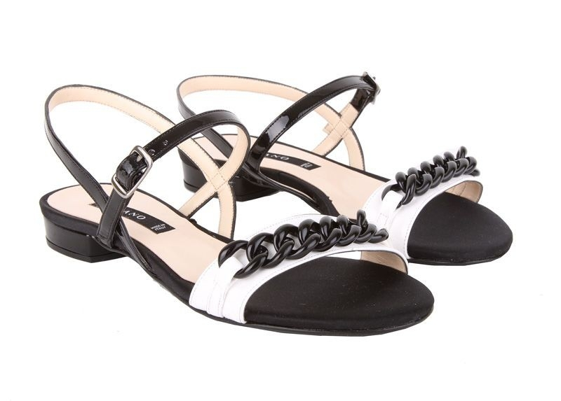 Мужские кожаные сандалии Adidas, цена 430.00