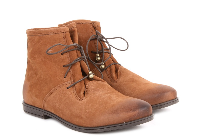 Осенние ботинки женские, фото