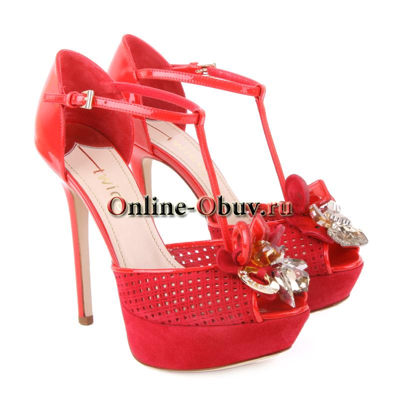 Летняя обувь 2012 мужская