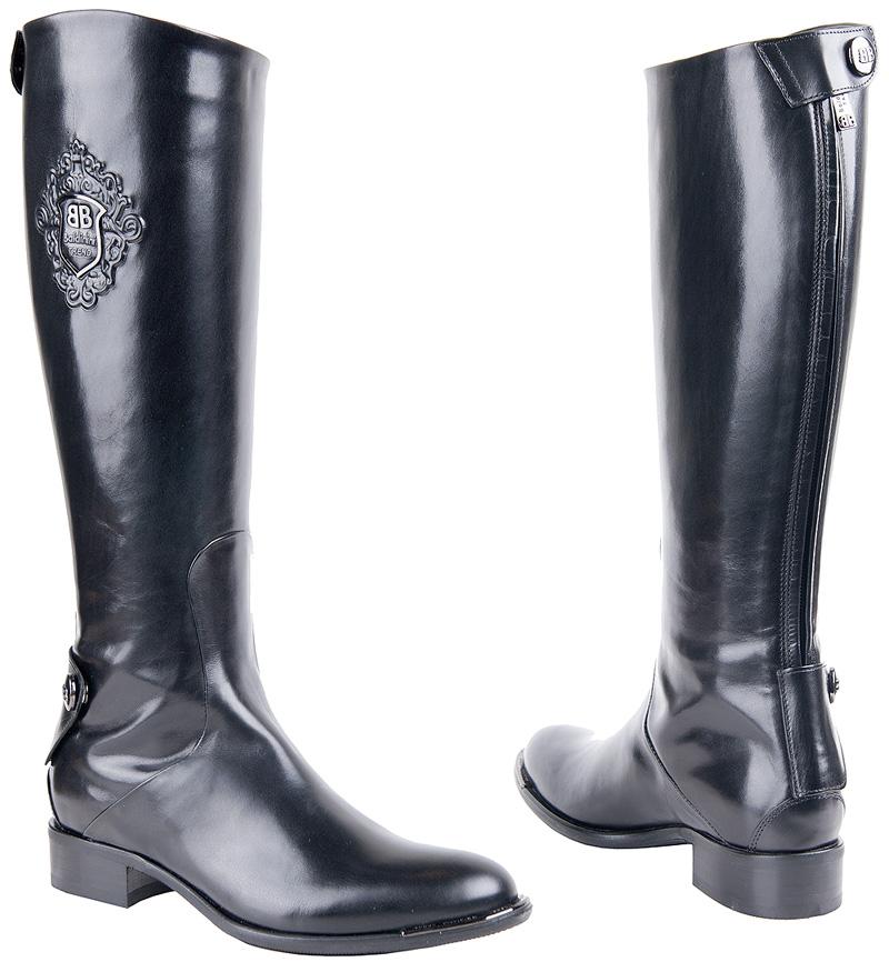 Сапоги женские baldinini 319927 зима