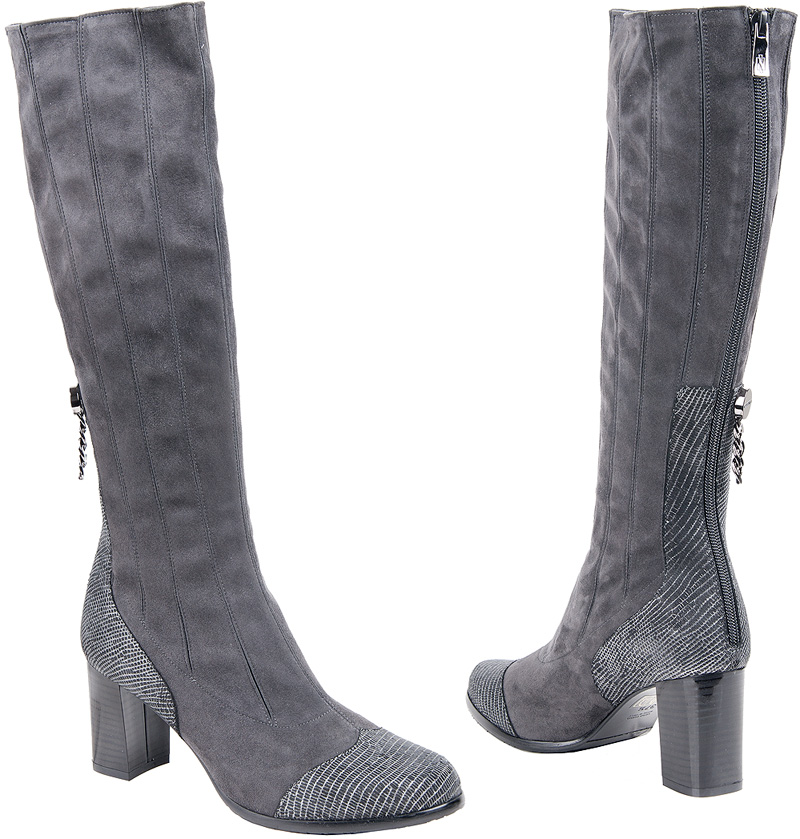 Стильные женские ботинки, фото