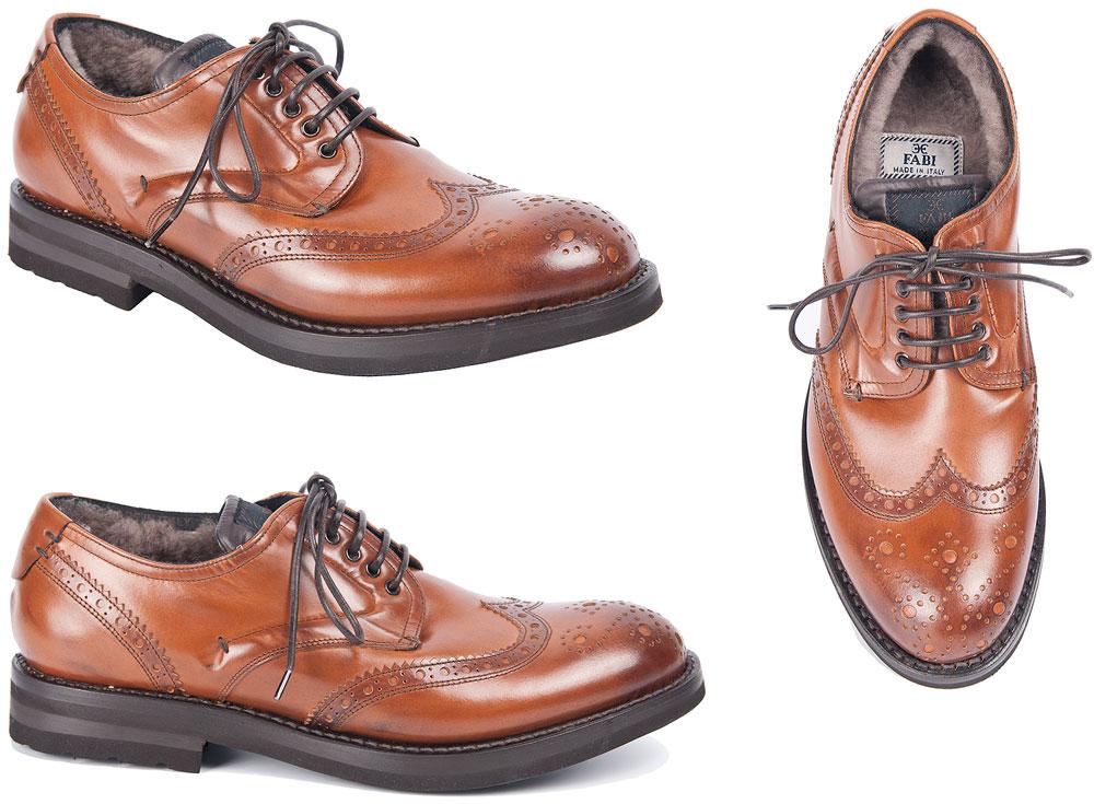 Зимние мужские ботинки Ecco - 5 000 руб. объявление в Москве